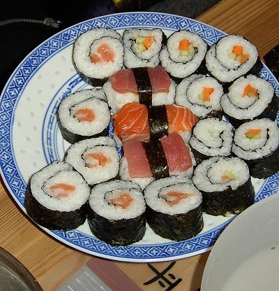 maki cuisine japonaise. Black Bedroom Furniture Sets. Home Design Ideas
