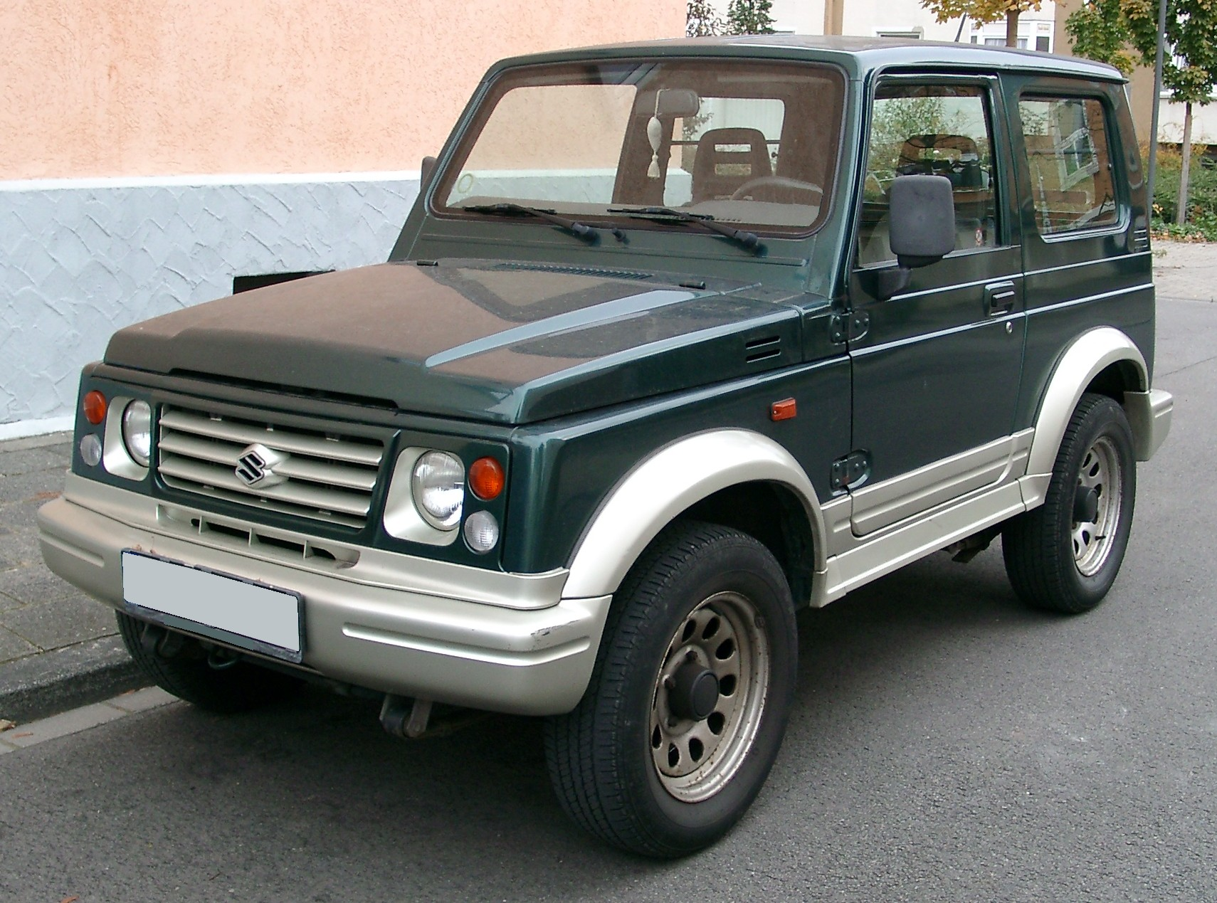 Suzuki Samurai   All Cars in The World