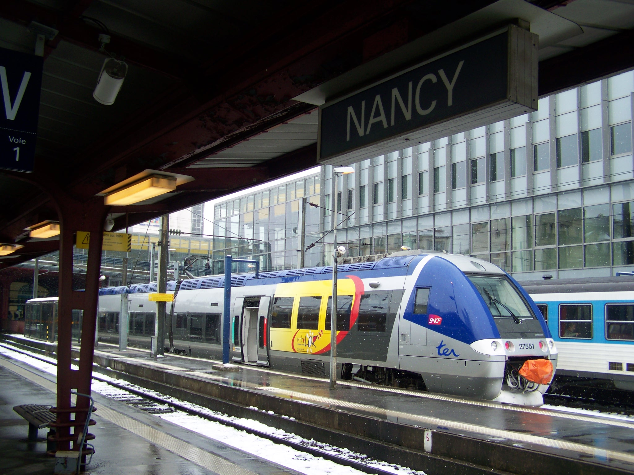 Horaires Des Trains Nancy Ville  Ef Bf Bd Gare De L Est  Ef Bf Bd Paris