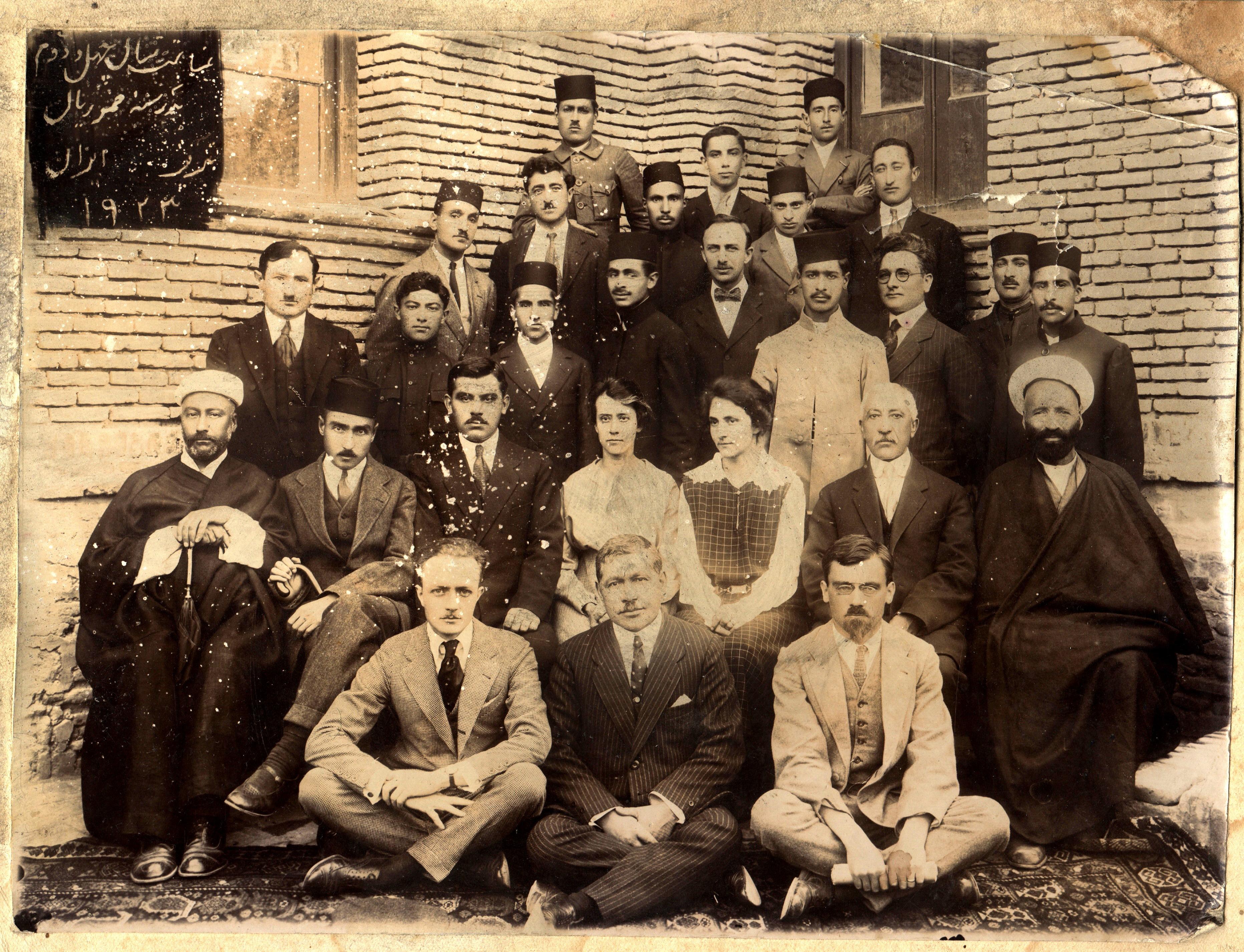عکس های قدیمی تبریز
