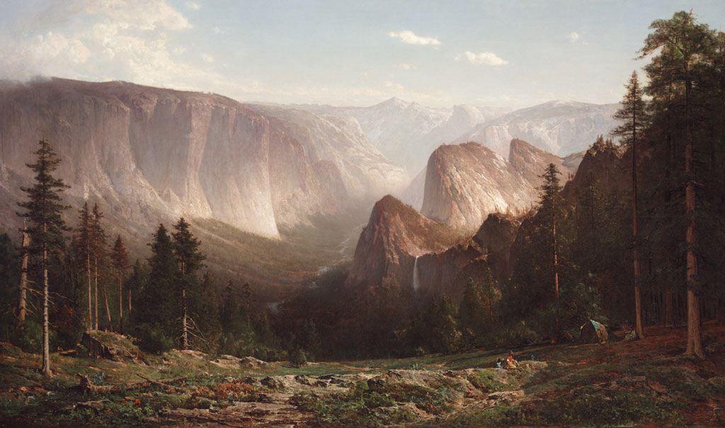 Grand Canyon of the Sierras, Yosemite.