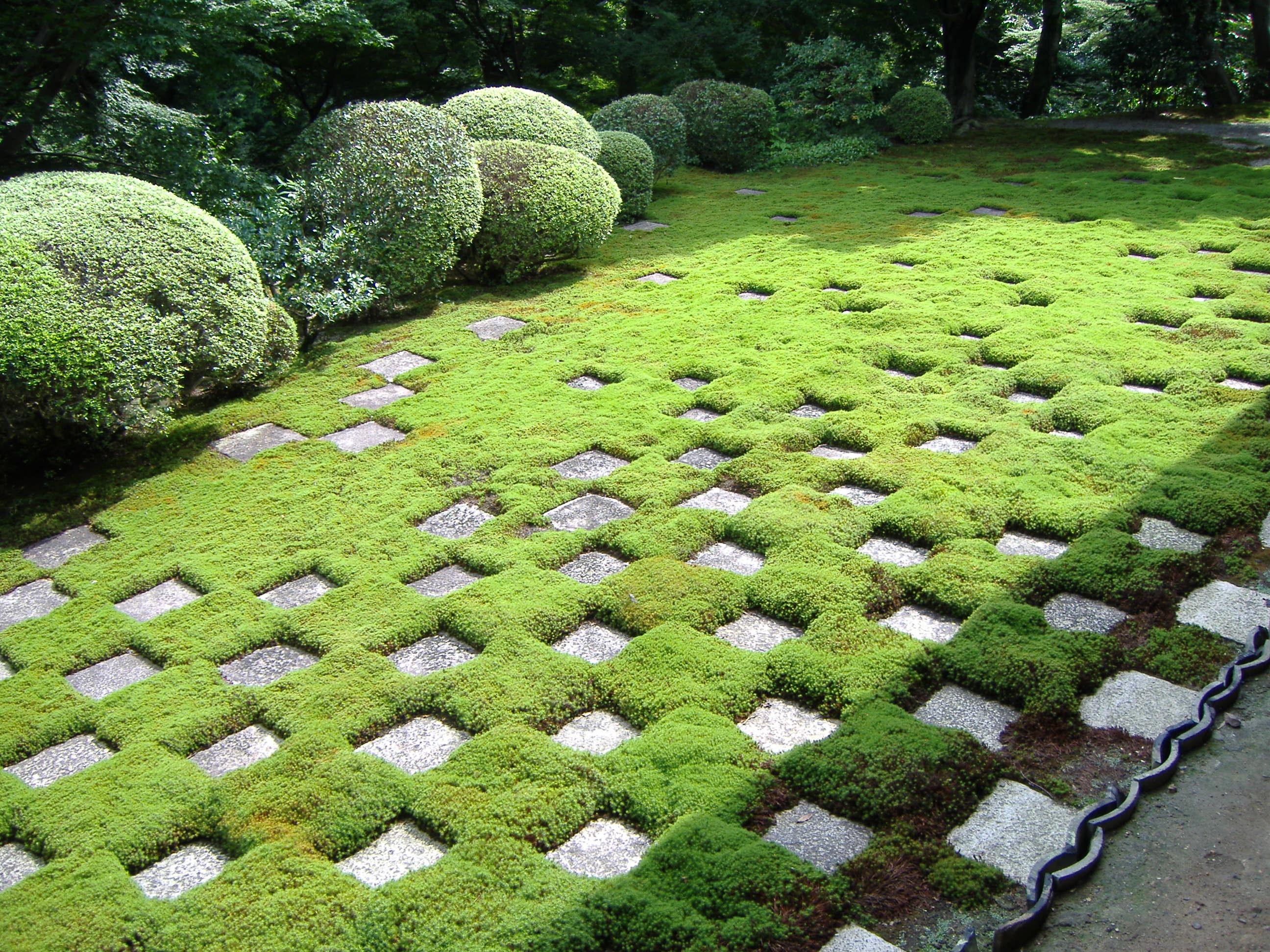 Jardin de mousses du temple tōfuku-ji (1939)