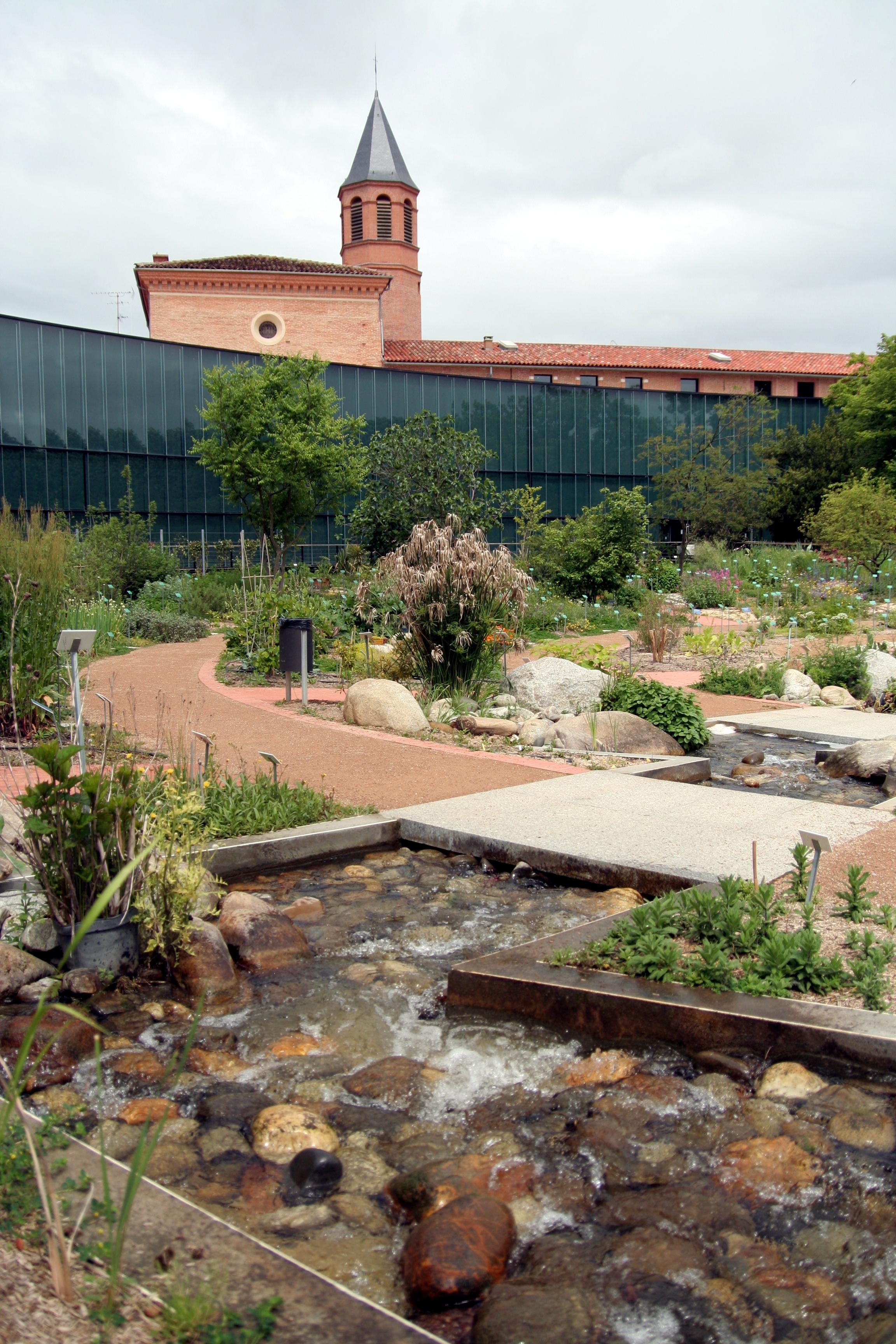 Museum d 39 histoire naturelle de toulouse - Toulouse jardin des plantes ...