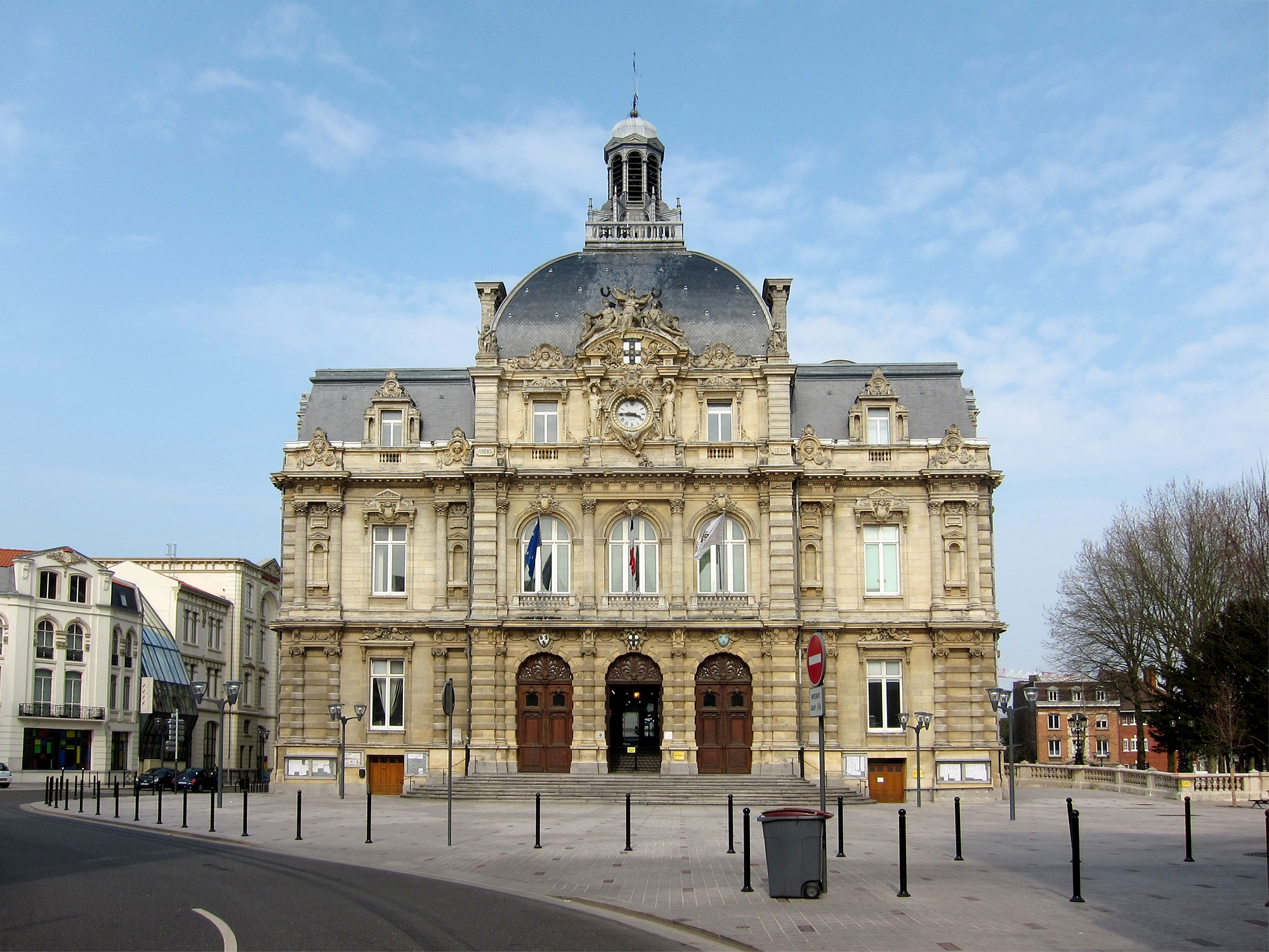 Liste des monuments historiques de lille m tropole - Piscine de tourcoing ...