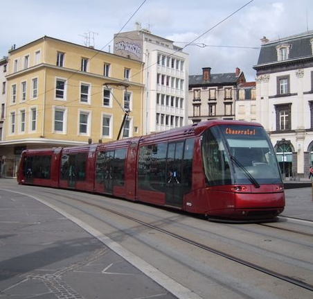 tramway de clermont ferrand. Black Bedroom Furniture Sets. Home Design Ideas