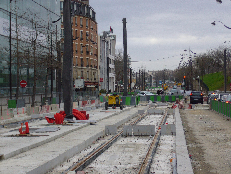 Belgique charlebourg station tramway de paris for Porte de versailles