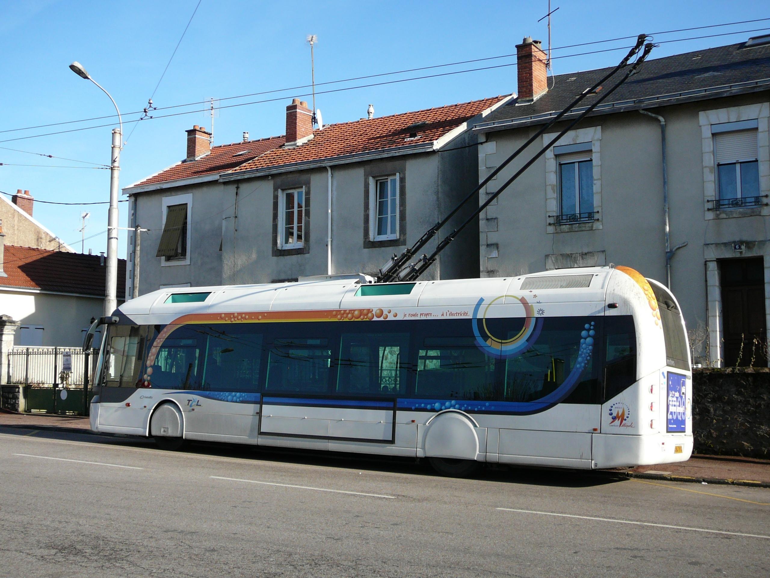 Societe des transports en commun de limoges - Ligne bus limoges ...