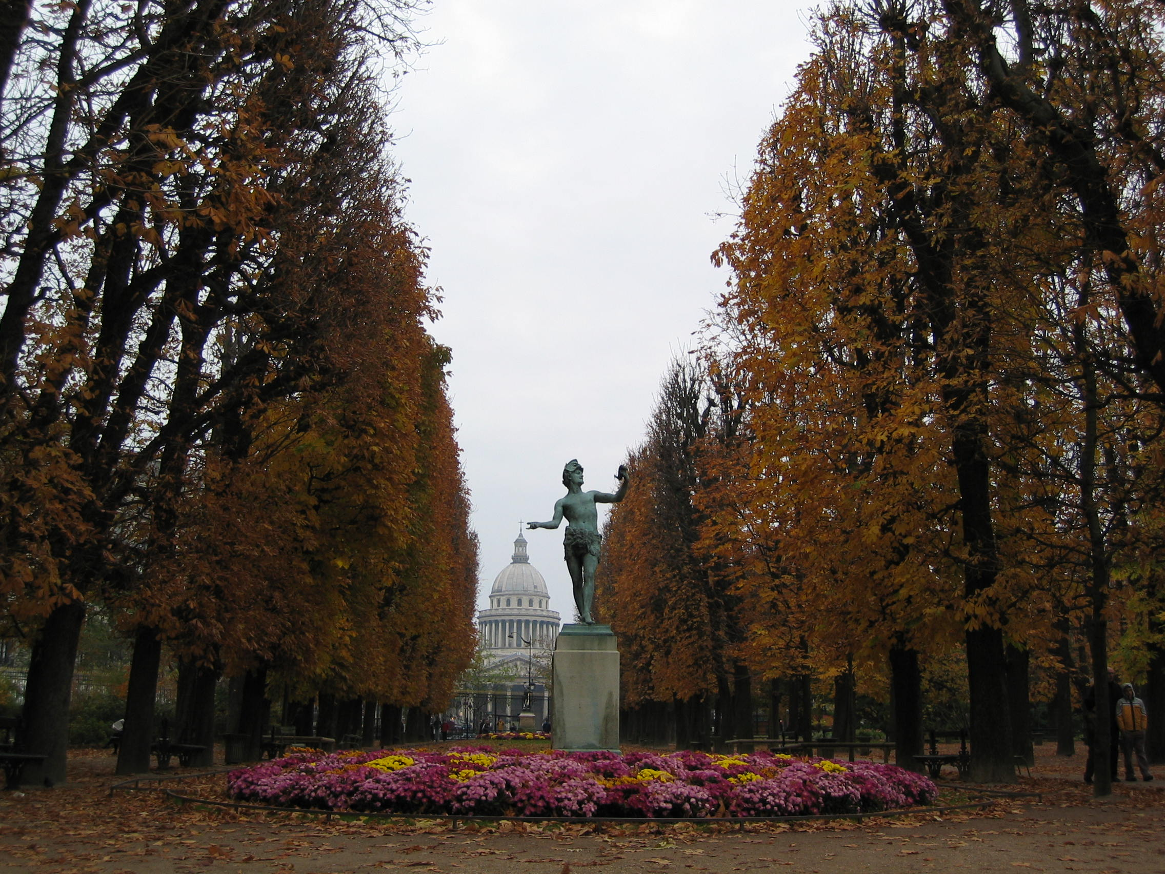 Jardin du luxembourg for Au jardin du luxembourg