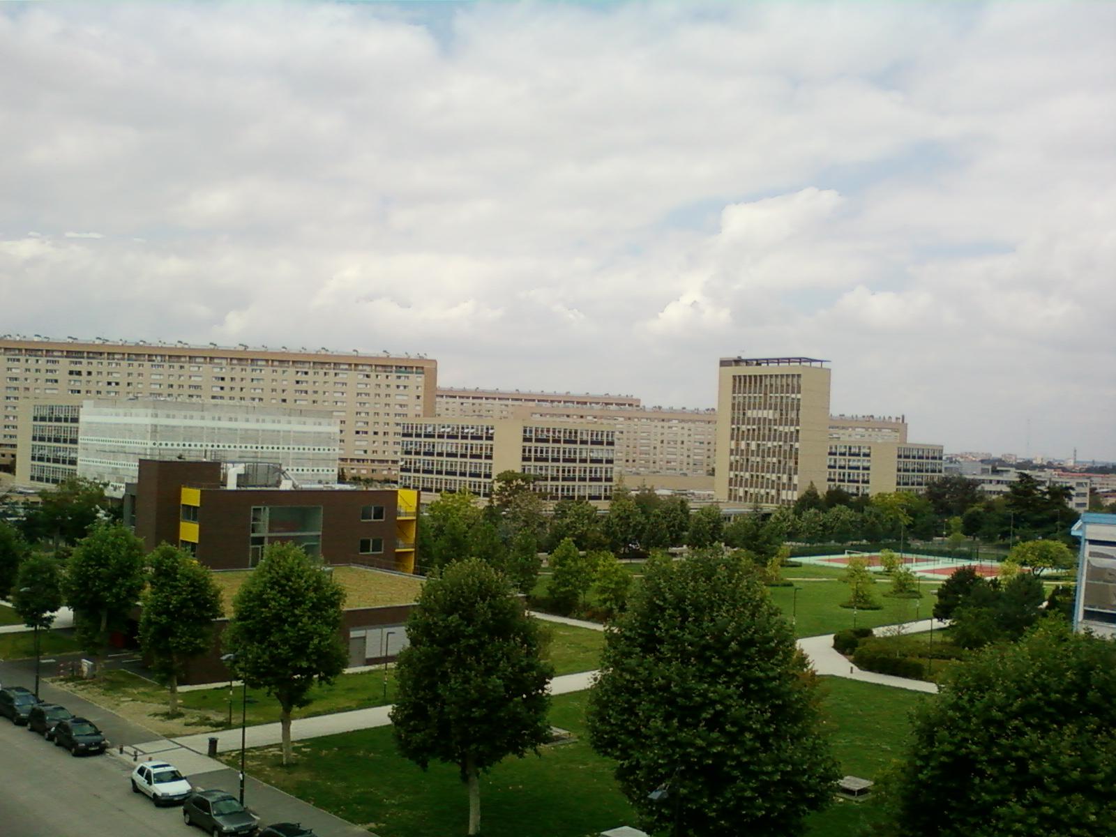 Universit paris ouest nanterre la d fense - Piscine nanterre universite ...