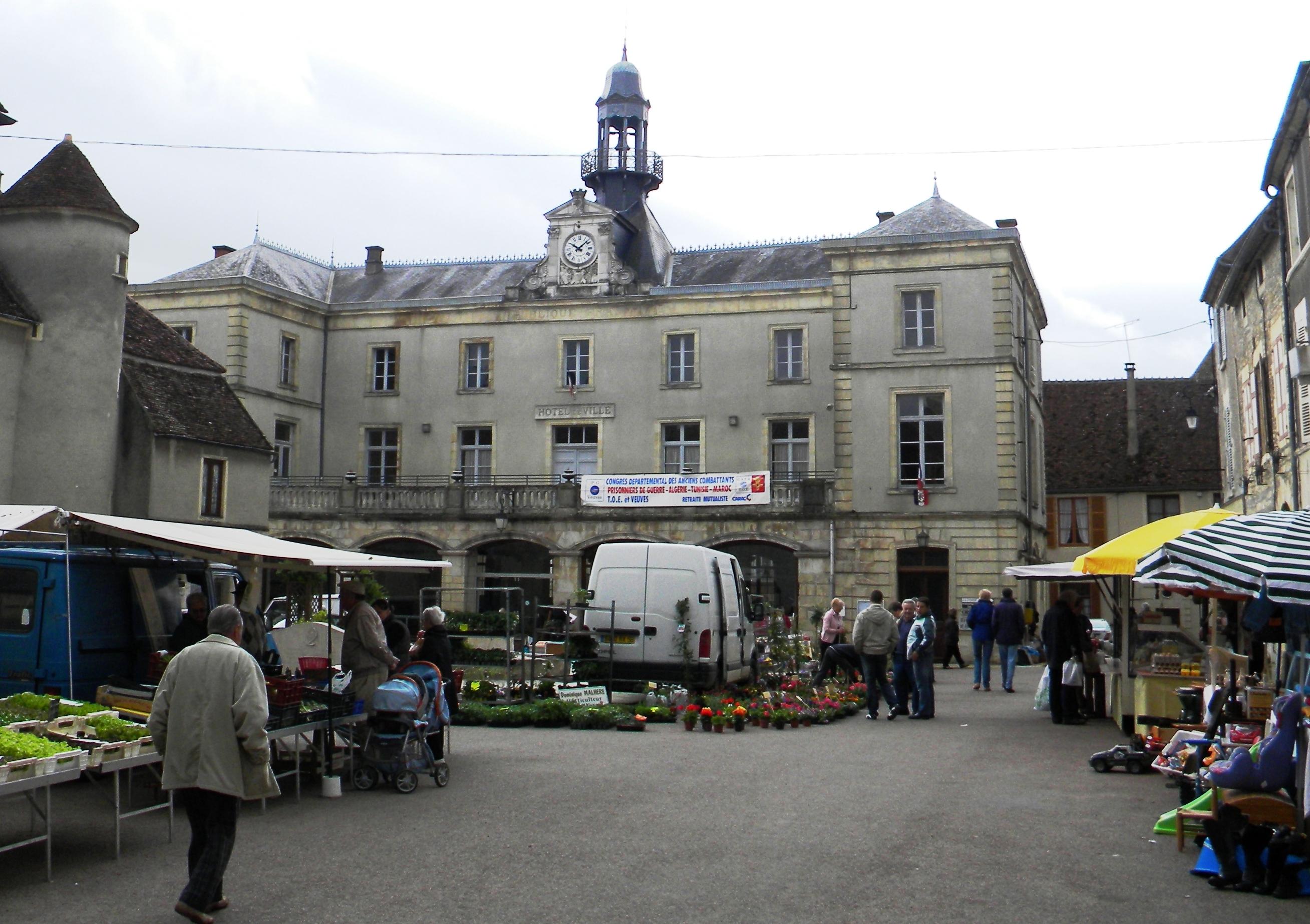 tannay frankreich supermarkt