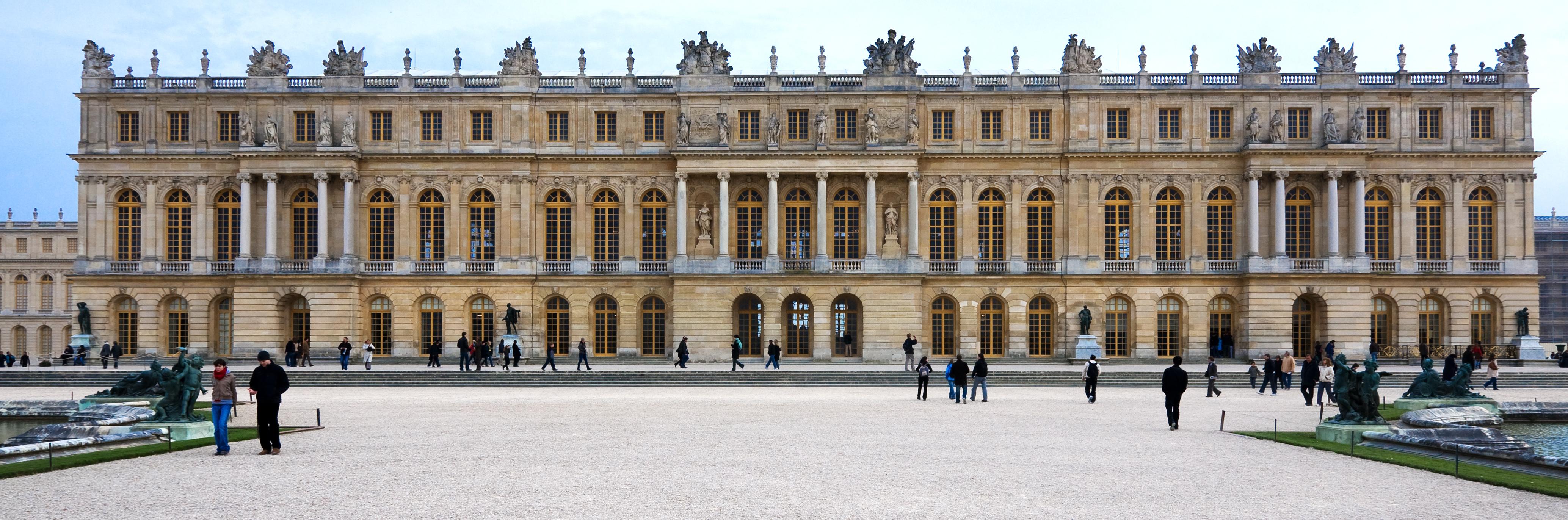 Chateau de versailles - Maison jardin versailles strasbourg ...