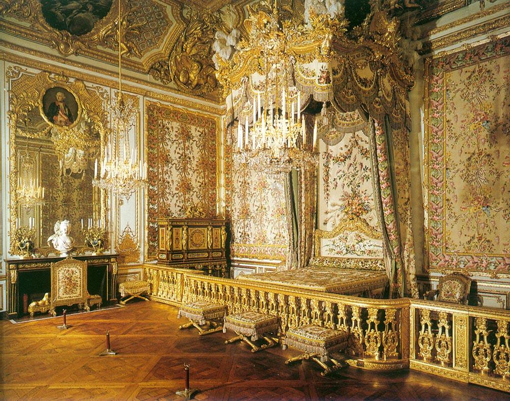 Grands appartements du ch teau de versailles for Chambre de la reine versailles