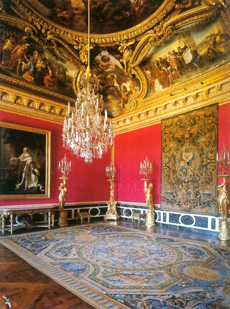 Grands appartements du ch teau de versailles for Les salons du chateau