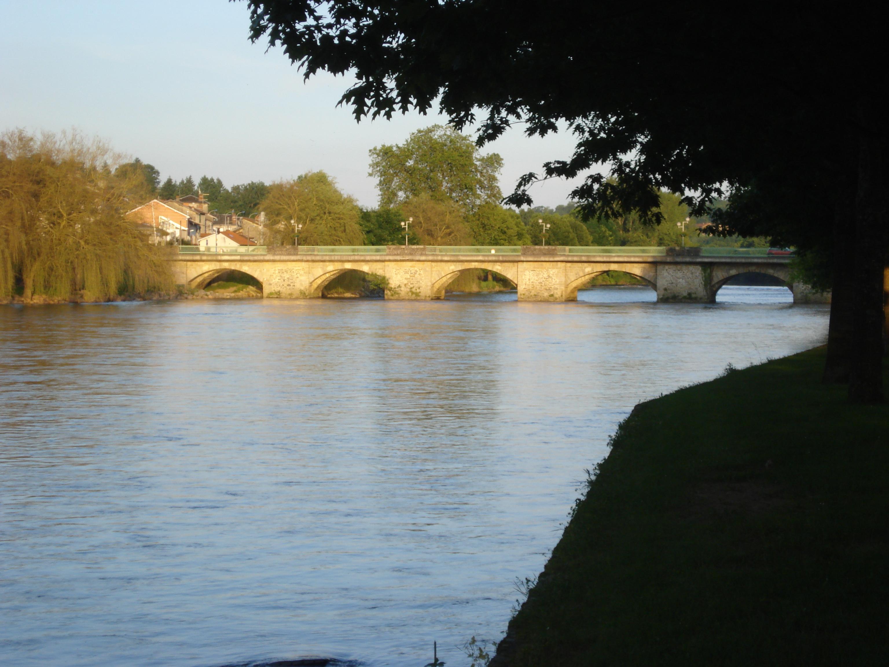 Vienne riviere for 86 haute vienne