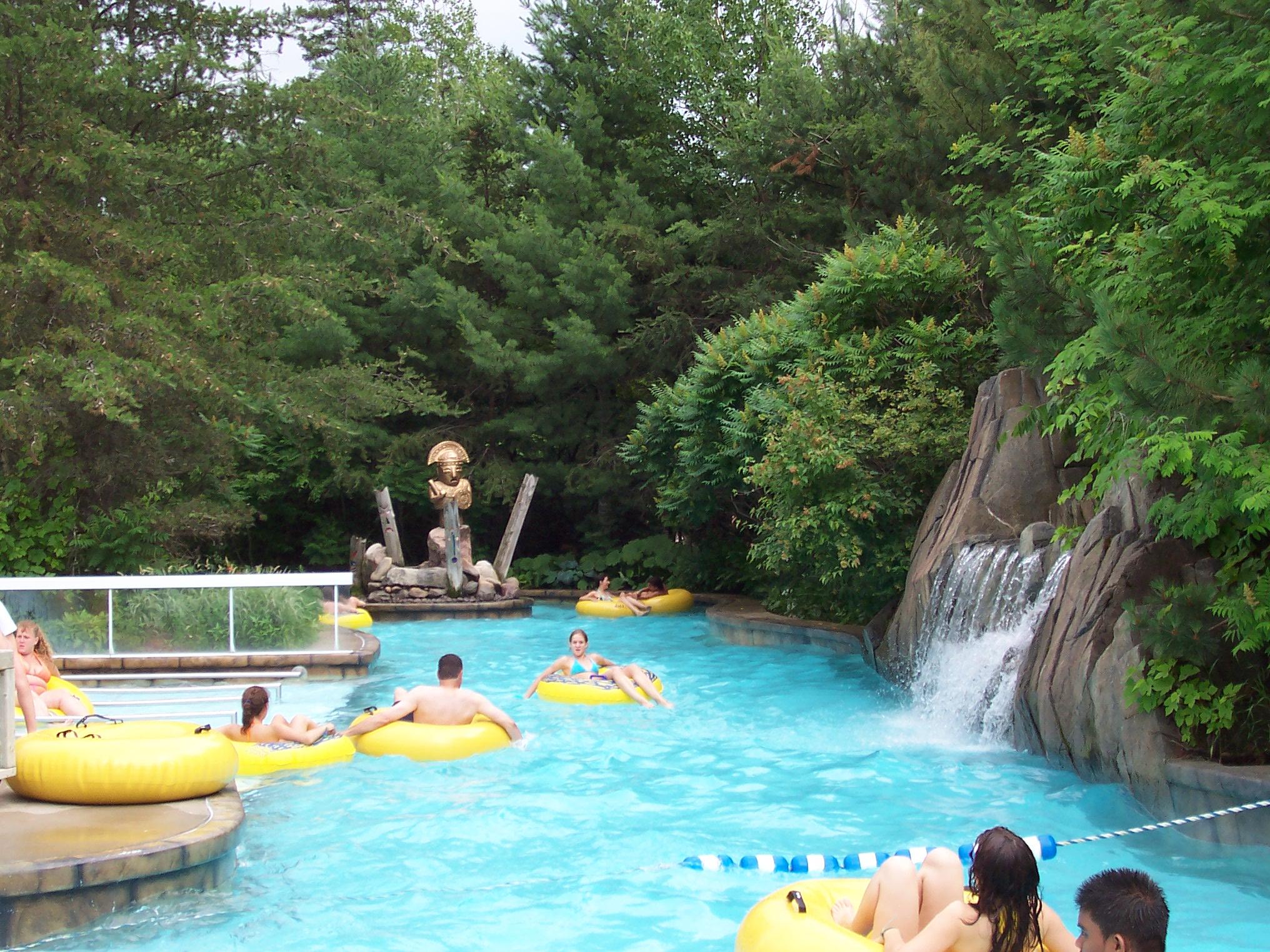 Village vacances valcartier - Village vacances auvergne piscine ...