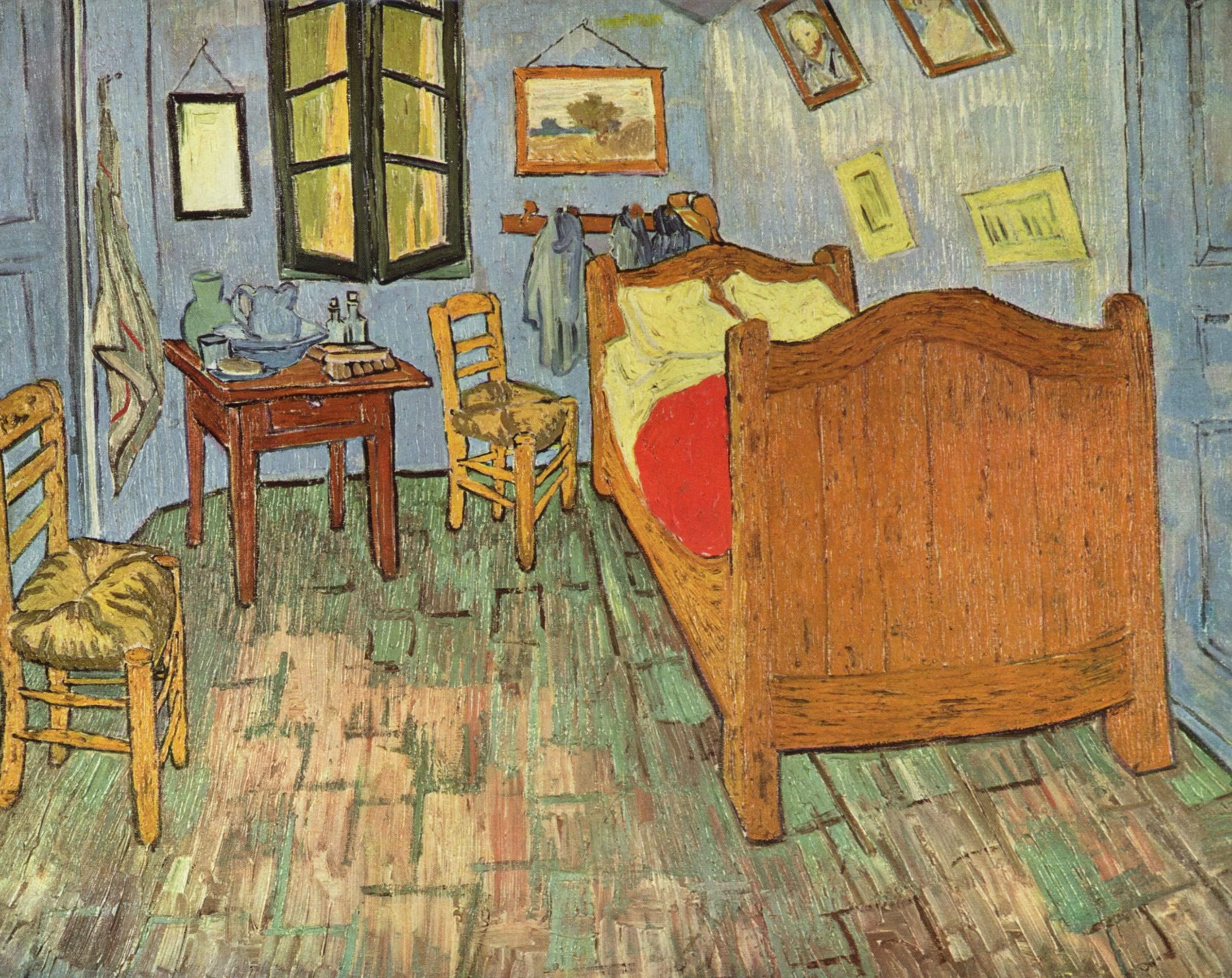 La Chambre à coucher (deuxième version)