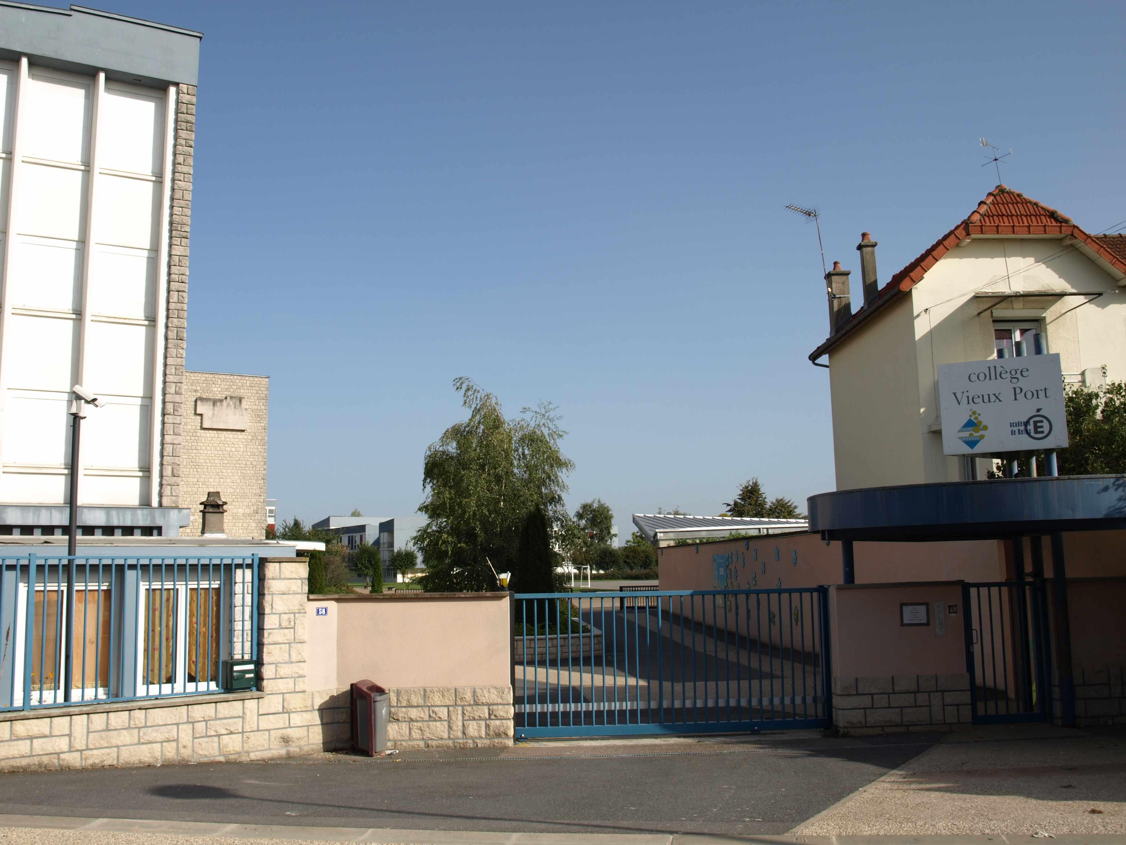 Cit scolaire fran ois ier vitry le fran ois - College du vieux port vitry le francois ...