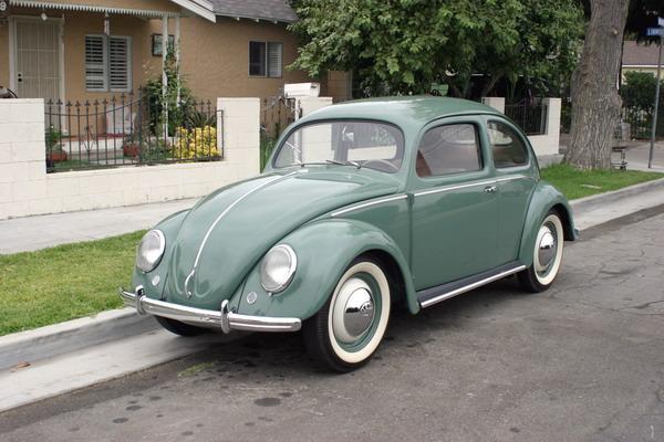 arte ce soir Volkswagen_Type_1_1949_green