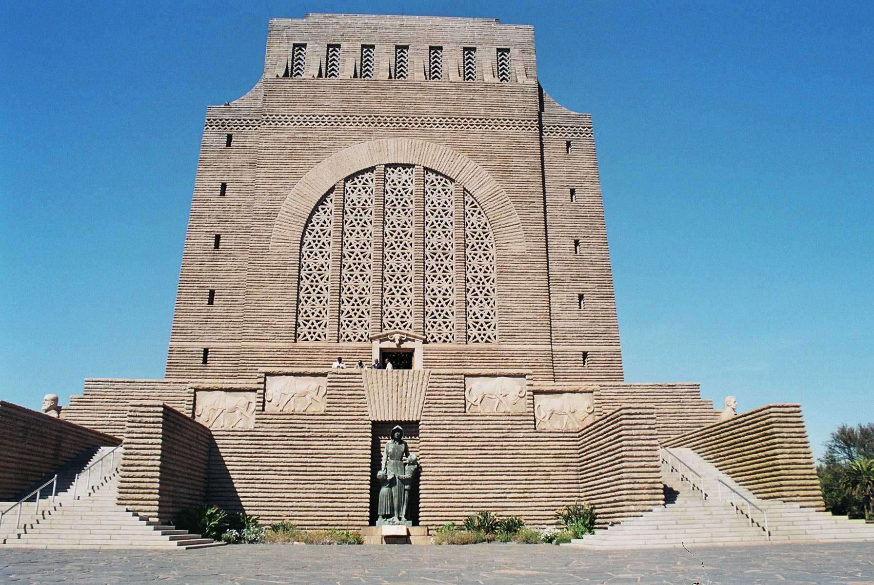 Afrikaners for Etymologie architecture