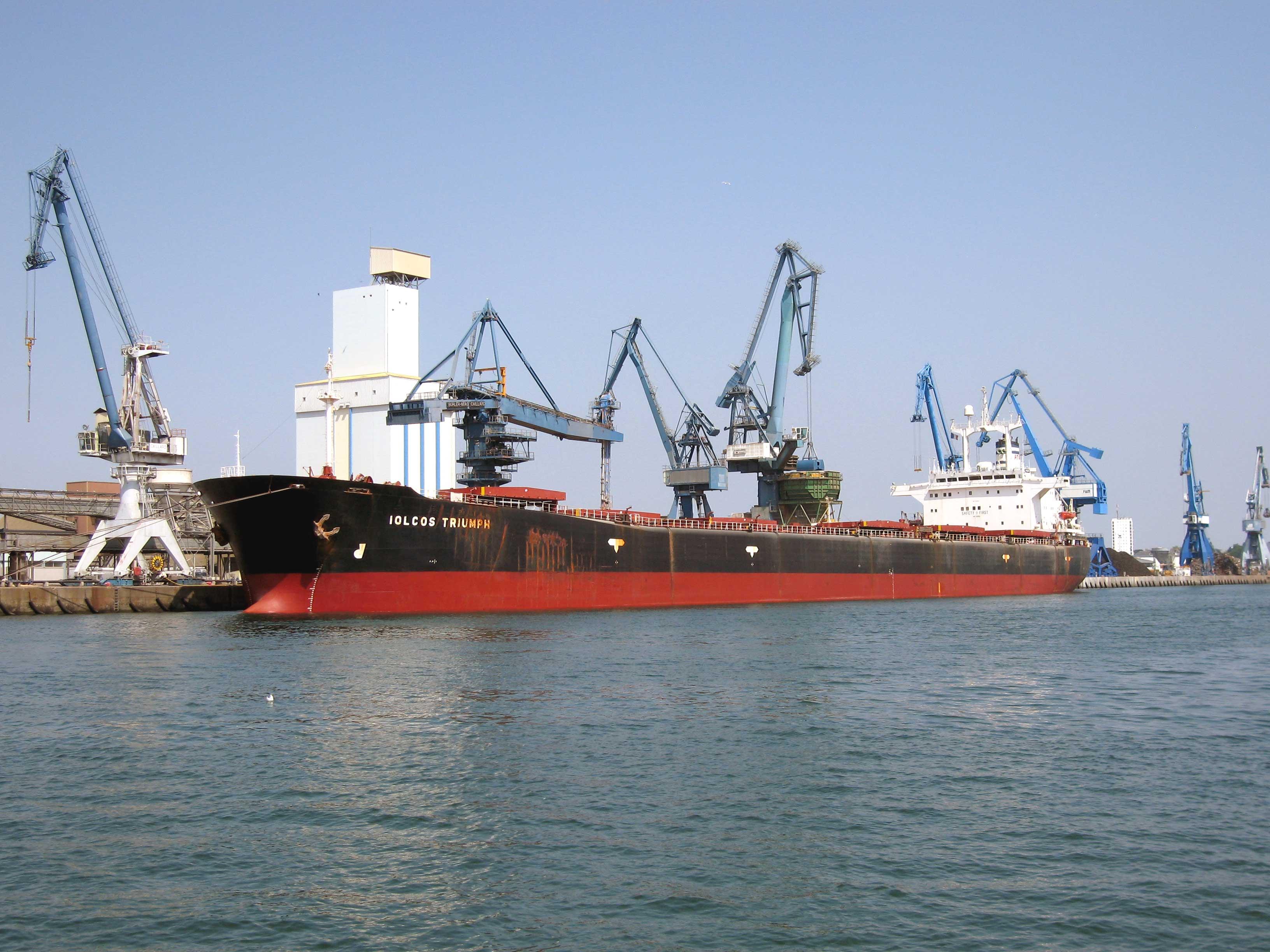 Port de commerce de lorient for Chambre de commerce lorient