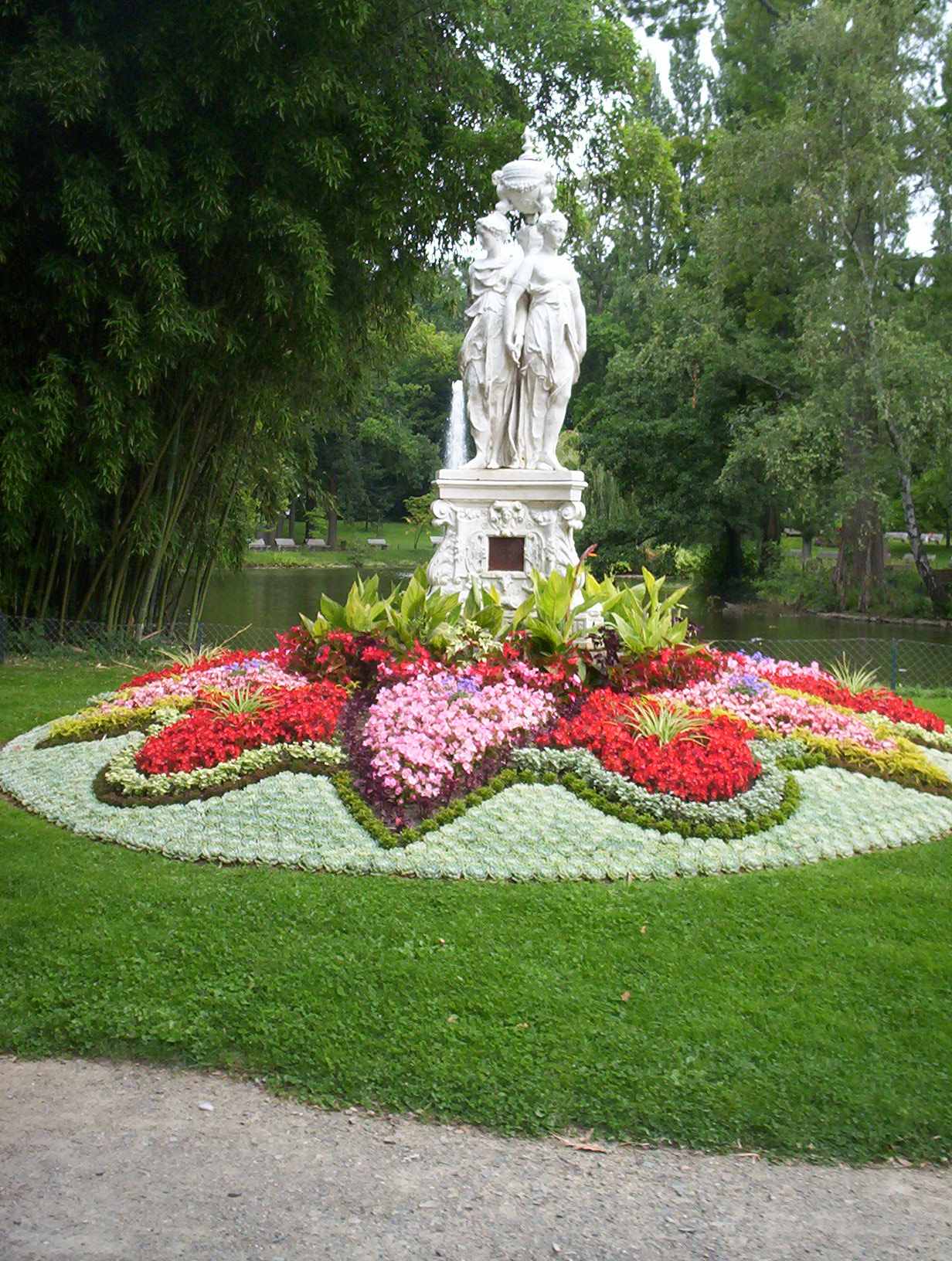 Jardin des plantes du mans for Jardins des plantes