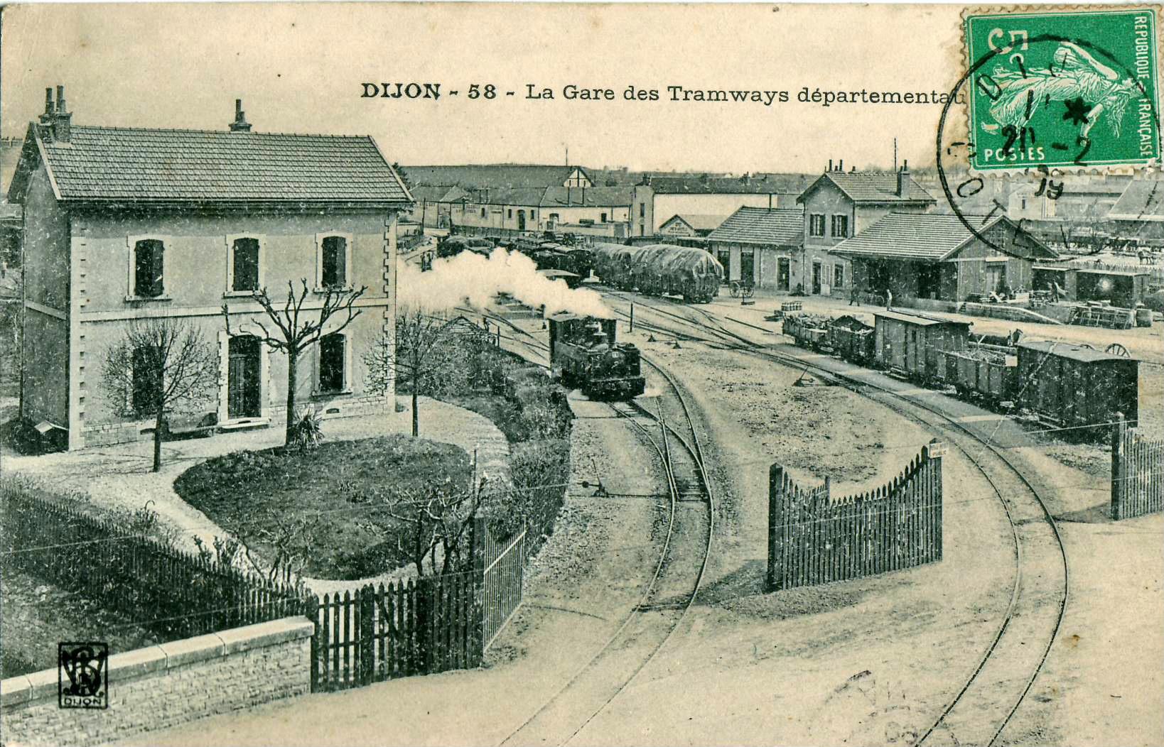 Restaurant Dijon Porte Neuve