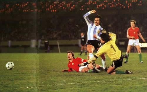 Coupe du monde de football de 1978 - Finale coupe du monde 1978 ...