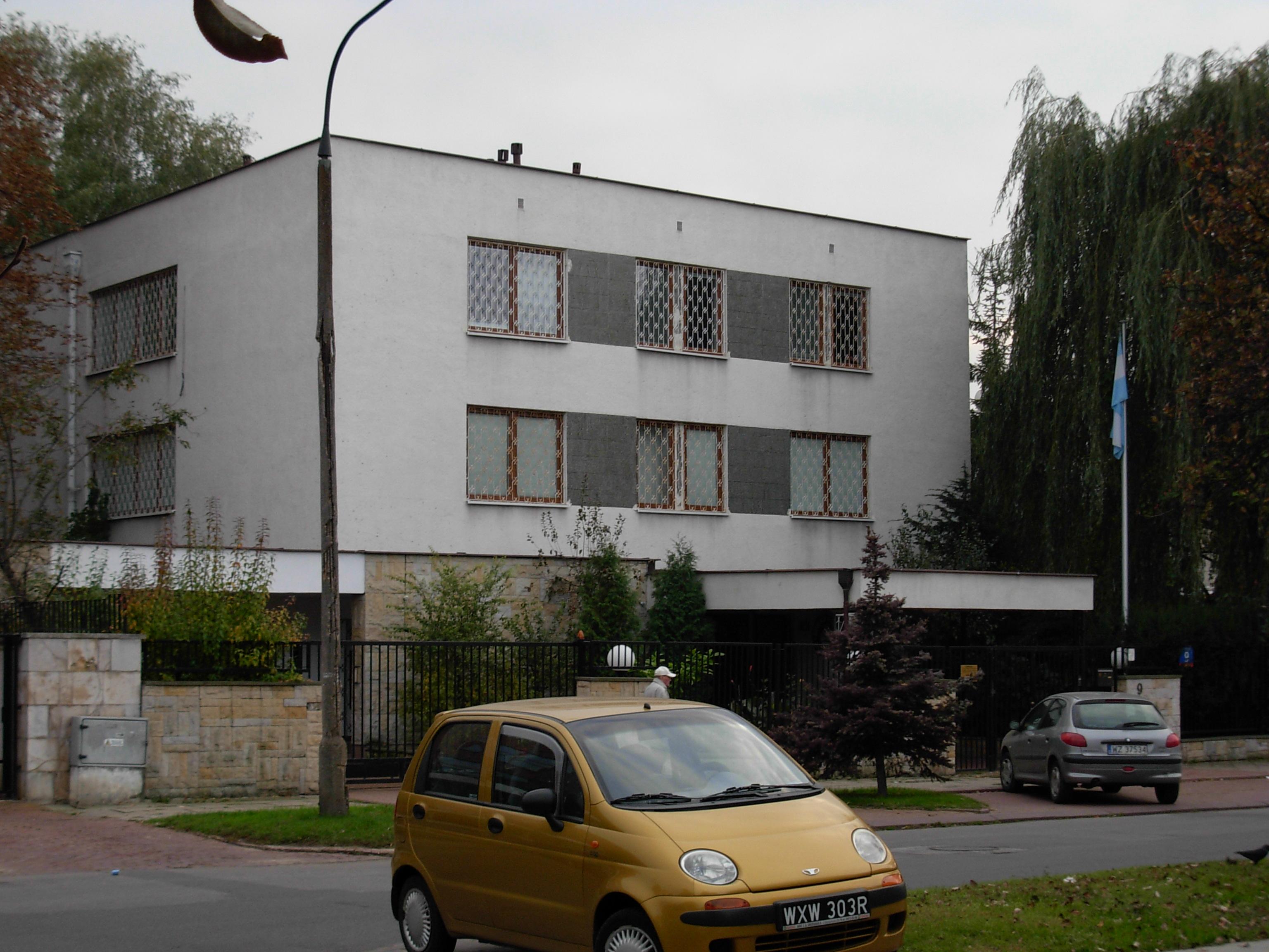 le Consulat Gnral de Russie a Hambourg, Allemagne