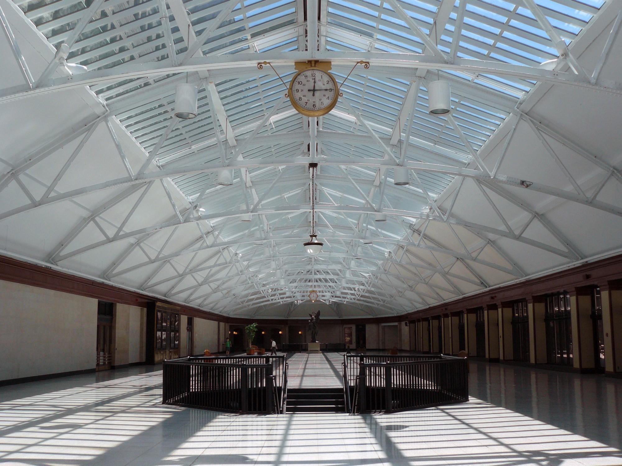 Gare windsor for Interieur windsor