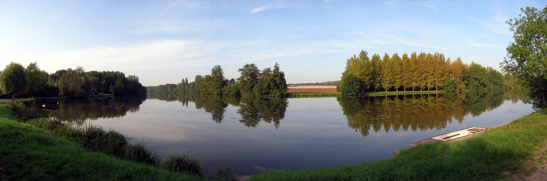 Yonne riviere for Sens 89 yonne