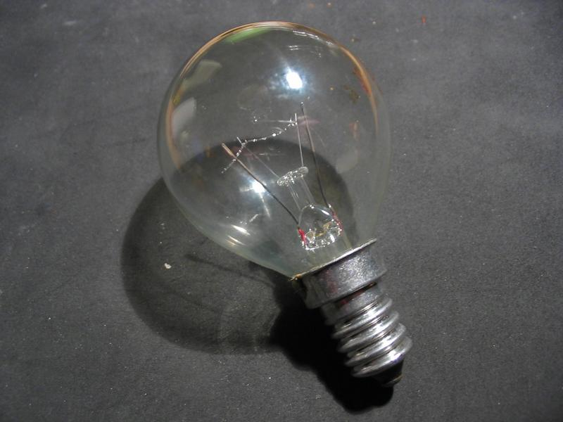 Lampes incandescence - Lampe a incandescence classique ...